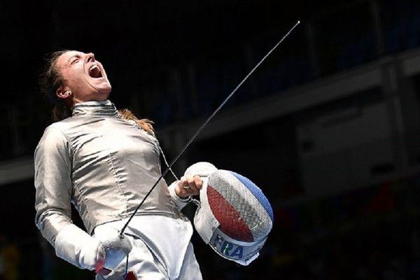 Charlotte Lembach, après sa victoire en 16è à Rio