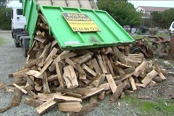 Huit millions de ménages utilise du bois de chauffage