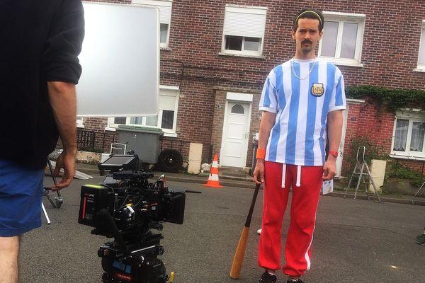 """""""Maratona"""", l'un des personnages de cette saison 2 des """"Chicons""""."""