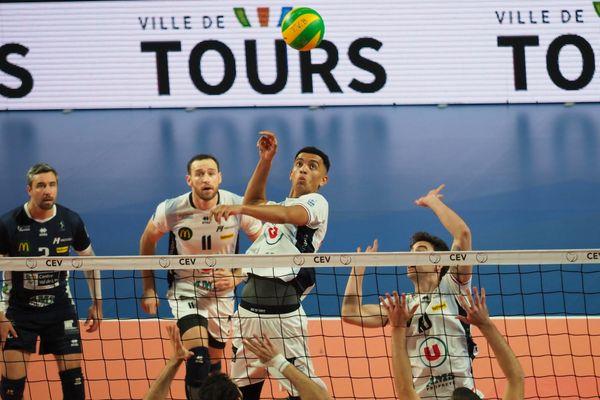 Les joueurs du TVB rencontreront les Italiens de Pérouse du 8 au 10 décembre en Ligue des champions