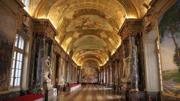 La salle des Illustres à Toulouse, où sont célébrés  les mariages