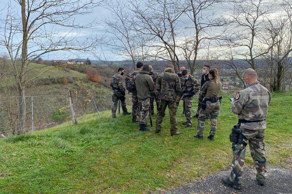 La gendarmerie du Tarn appelle la population à participer aux recherches de Delphine Aussaguel (épouse Jubillar) mercredi 23 décembre à partir de 9 heures.