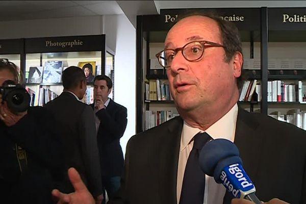 François Hollande a réagi aujourd'hui à la condamnation de son ancien ministre du Budget Jérôme Cahuzac