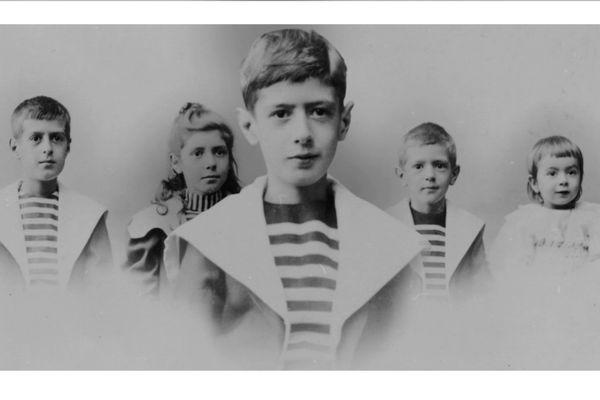 La jeune fratrie de Gaulle