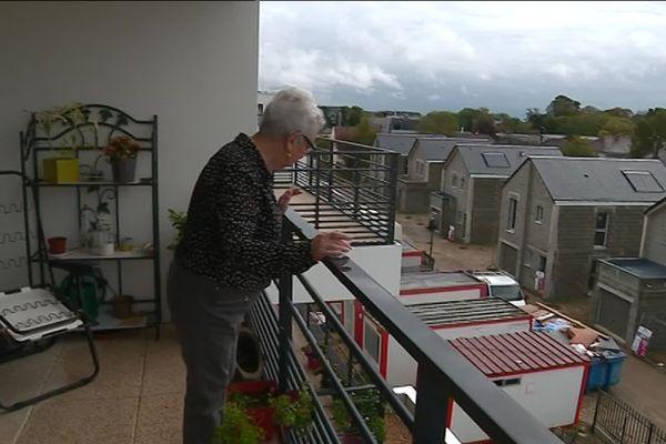 Chaque logement est privé, les résidents sont libres de participer à la vie collective du béguinage.