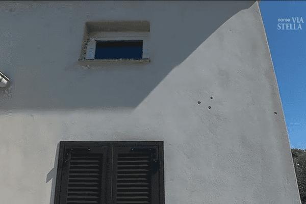 11/09/17 - La maison du maire de Centuri (Haute-Corse) visée par des tirs