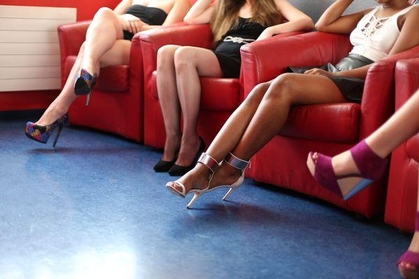 """Les """"faux"""" salons de massages sont souvent une couverture pour la prostitution, à l'image du plus grand salon de massages érotiques à Genève. Illustration."""