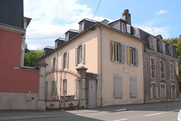 """L'école """"Les Boutons d'Or"""", à Bagnères-de-Bigorre (Hautes-Pyrénées)."""