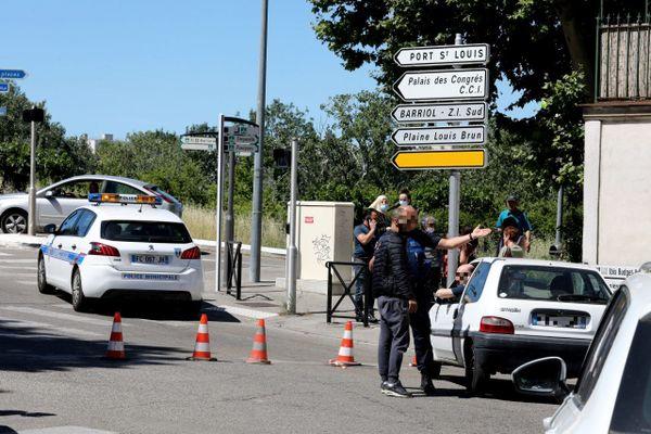 Deux mois après le règlement de comptes mortel, une fusillade avait eu lieu le 6 juin sans faire de blessé.