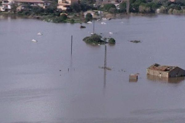 La pluie est tombée de façon continue pendant plus de 24 heures dans l'extrême sud de la Corse