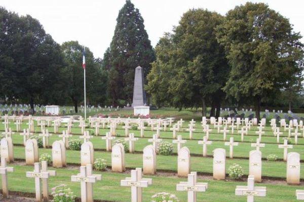 Cimetière de la Désolation à Faligny-le-Petit (Aisne)