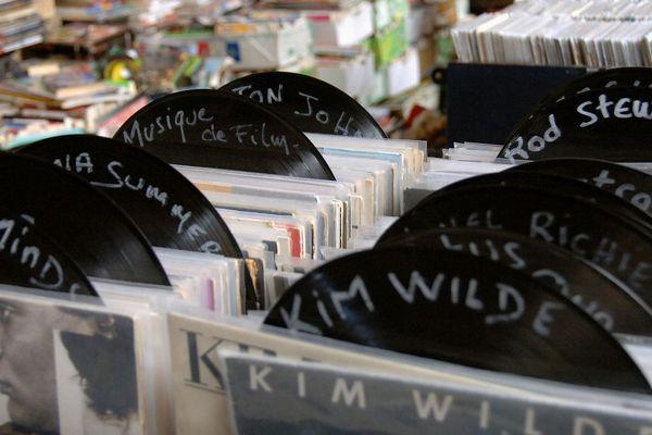 la passion du vinyle