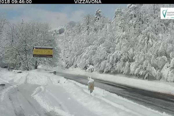 Les caméras permettent de suivre les conditions de circulation.