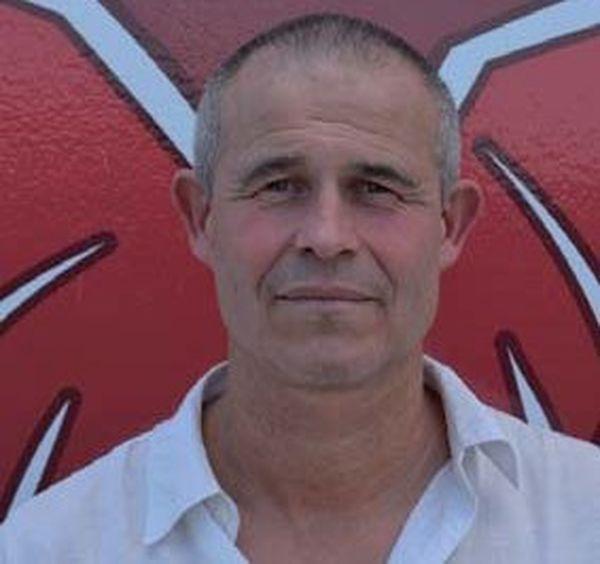 Christophe Point, directeur du centre de formation du DFCO