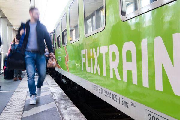 Flixtrain est une filiale de la compagnie de bus allemande FlixBus.