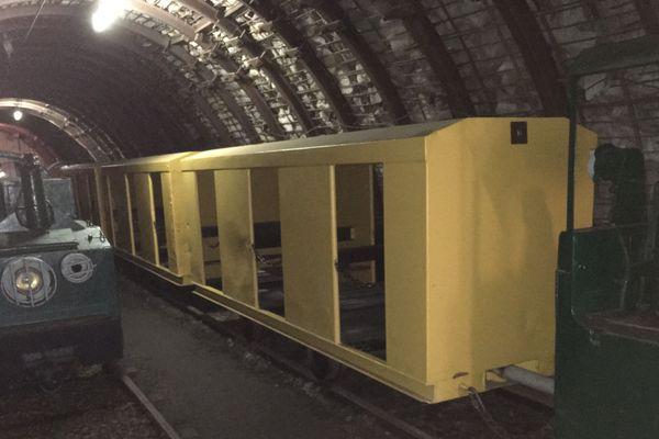 Par des reconstitutions, le musée de la mine de Blanzy, en Saône-et-Loire, offre à ses visiteurs une plongée direct dans les galeries minières.