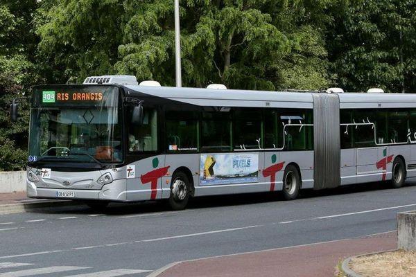 Les bus de la société TICE ne circulent pas ce mardi