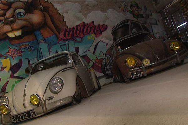 Le club de Coccinelles de la Madine présentera ses véhicules au Cox Show.