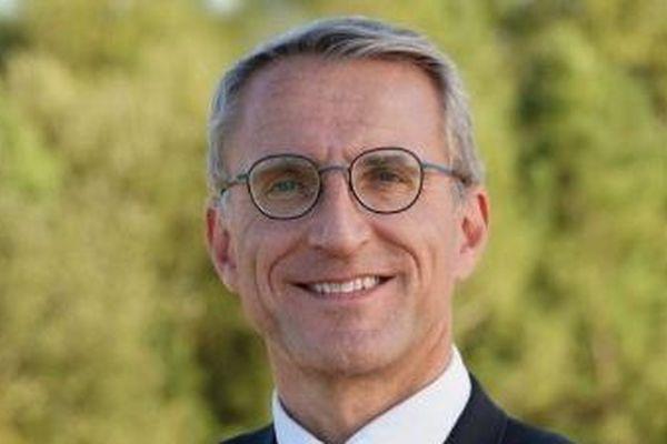 Franck Raynal, maire de Pessac.