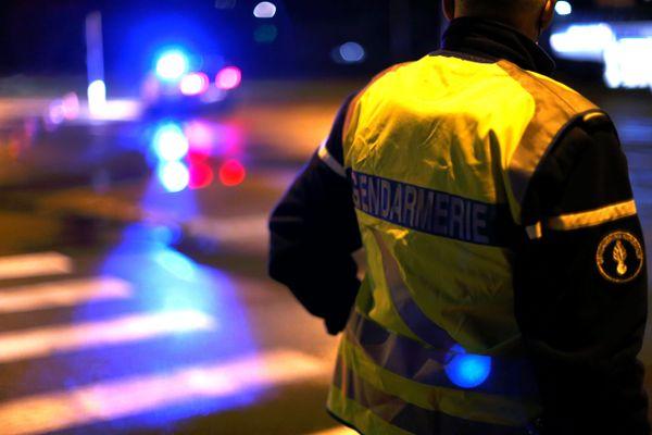 La femme d'une cinquantaine d'années a été retrouvée morte par la gendarmerie