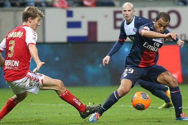 Au match aller, les Parisiens s'étaient imposés 3-0 à Reims.