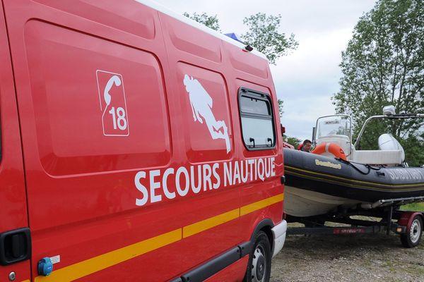Secours nautique (illustration)