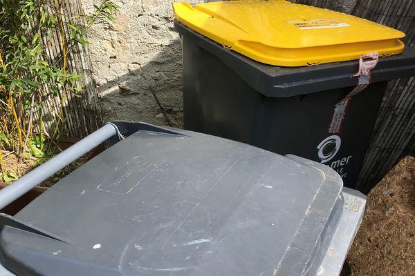 Comment cacher les bacs à poubelles dans son jardin