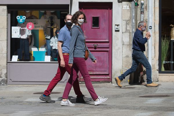 Le port du masque est désormais obligatoire partout en Corse
