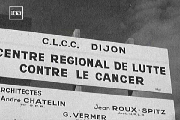Le centre Georges-François Leclerc, qui est spécialisé dans la lutte contre le cancer, a ouvert ses portes en 1967 à Dijon