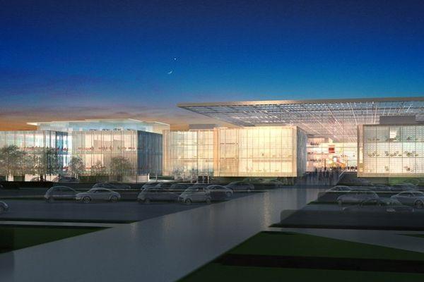 Le nouveau centre mondial d'innovation technologique de Michelin disposera de 67 000 mètres carré de bâtiment.