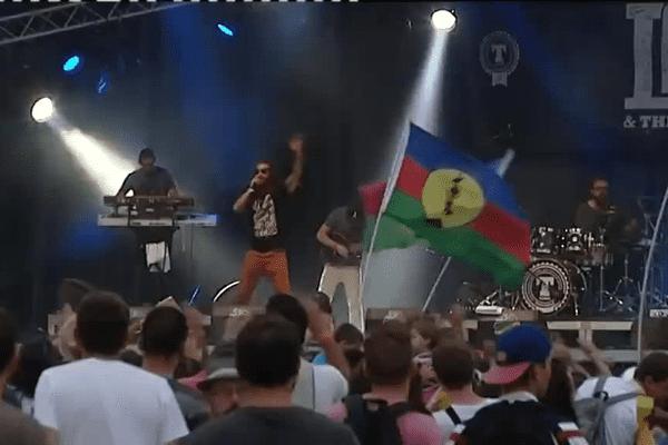 Le français Tairo au Reggae Sun Ska