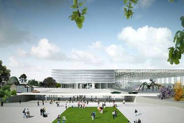 Nouveau parc des expositions