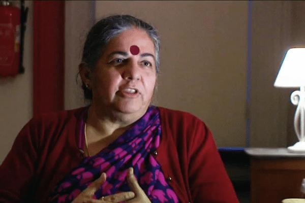 La militante de 63 ans a convaincu son auditoire.