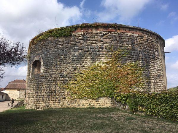 La Tour du Signe à Auxonne