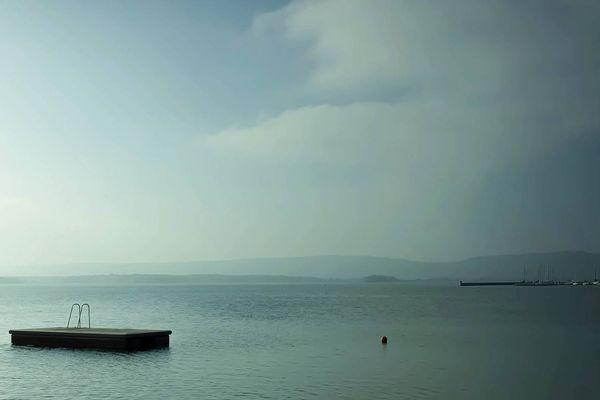 Lac de Madine, Meuse 2016.