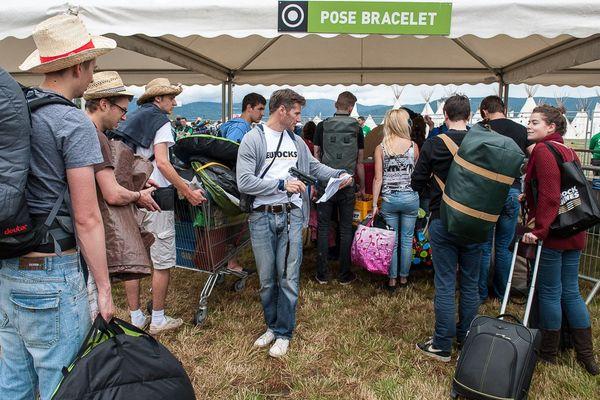 le camping est gratuit pour les festivaliers