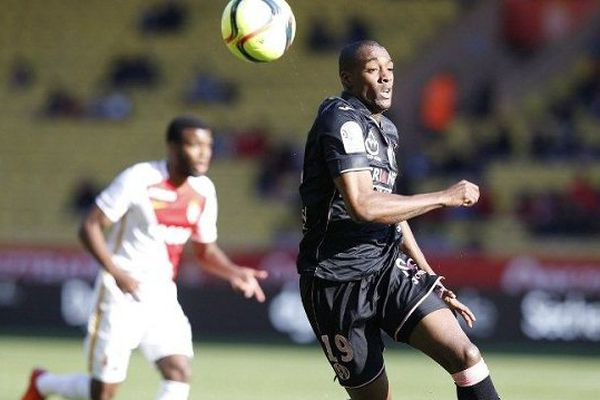 Le Toulousain Somalia lors de ce Monaco/TFC du dimanche 24/01/2016