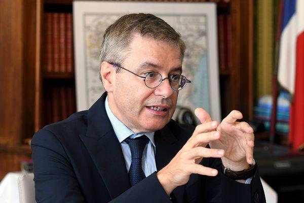 Alain Thirion, en décembre 2019.
