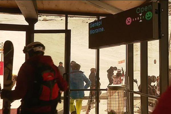 Le Skiflux bientôt à Val Thorens