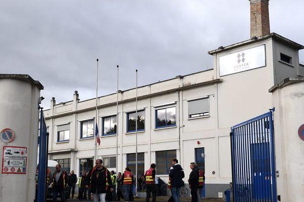 La CGT réclame la nationalisation de l'entreprise Luxfer de Gerzat, près de Clermont-Ferrand, pour continuer la production de matériel médical et éviter une pénurie en période d'épidémie de Coronavirus COVID-19. (Photo d'archives)