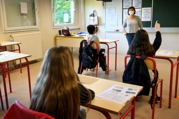 En Bourgogne-Franche-Comté, les collèges rouvriront le 2 juin. Progressivement selon les niveaux.