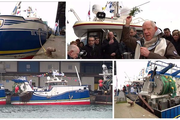 Le 3e bateau de la Scopale a été béni.