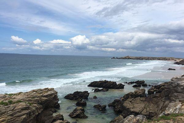 La Côte Sauvage, sculptée par les vents et l'océan