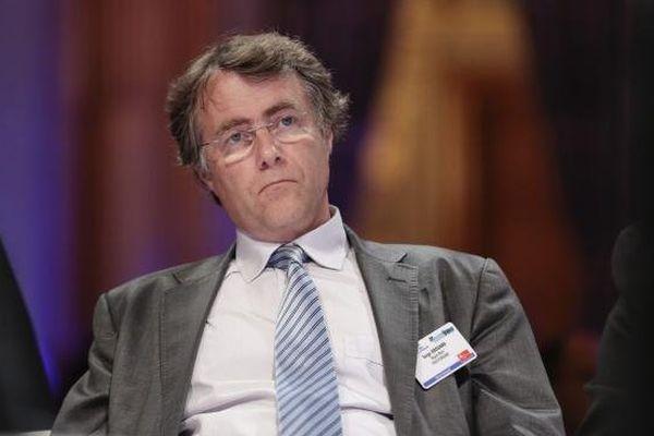 Le député-maire d'Orléans (Loiret), Serge Grouard, le 25 septembre 2013.