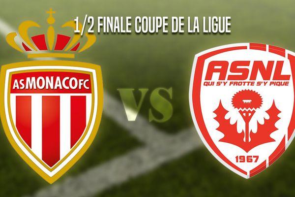 Coupe de la Ligue : AS Monaco vs AS Nancy Lorraine