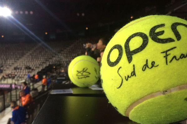 Coup d'envoi pour l'Open Sud de France ce dimanche à l'Arena de Montpellier - 3 février 2019