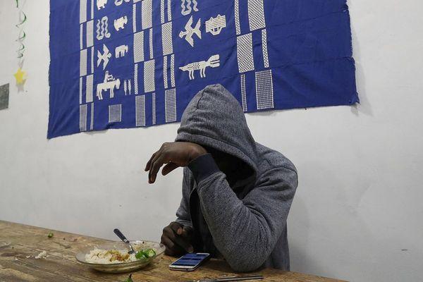 L'accueil dans un refuge de l'association Tous Migrants (photo d'illustration)