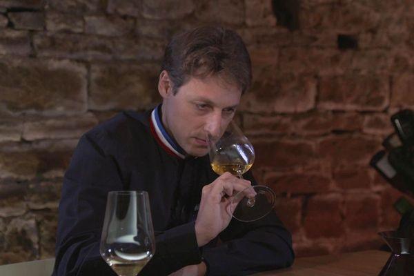 Philippe Troussard, Meilleur Ouvrier de France Sommellerie