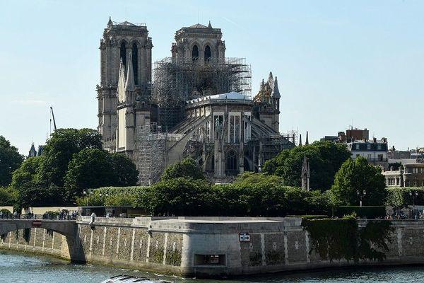 L'établissement a cinq ans pour reconstruire la cathédrale.