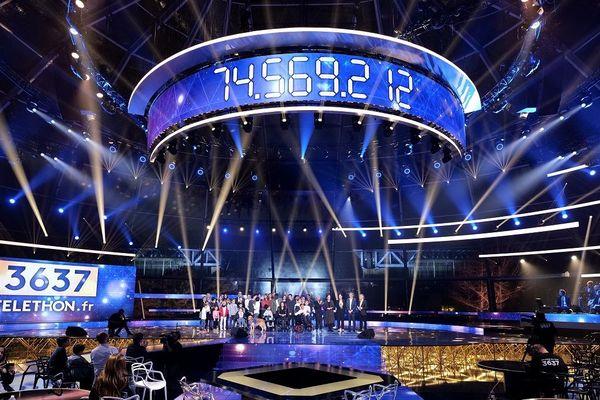Les compteurs au beau fixe pour l'édition 2019 du Téléthon